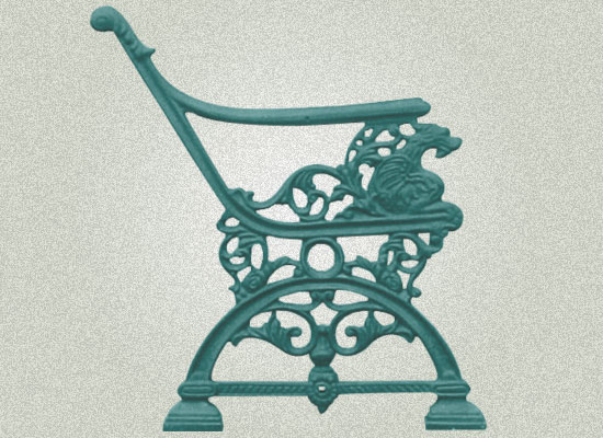 Cast Iron Garden Furniture Manufacturer Gujarat India Cast