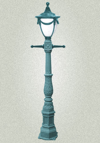 Cast Iron Garden Lamp Post Manufacturer Gujarat IndiaCast Iron